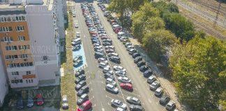 Второй этаж над существующими парковками в Бургасе значительно увеличит их вместимость