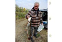 7-килограммовую щуку вытащил из Марицы пенсионер Илия