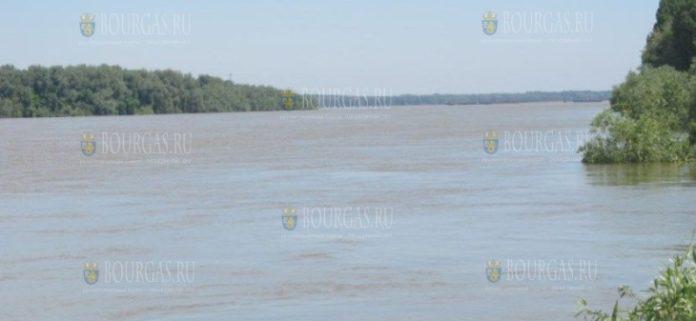 Дунай в районе Болгарии серьезно потерял уровень воды