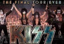 Группа KISS включили Болгарию в прощальный тур