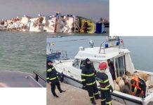 В море в районе Шаблы затонуло судно, на котором было около 15 000 овец