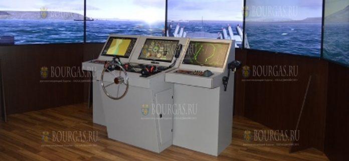 Wartsila поставит в Болгарию еще два тренажера-симулятора капитанского мостика для академии NVNA