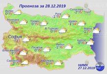 28 декабря погода в Болгарии