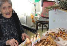 Баба Руса отметила в Бургасе 100-летний юбилей