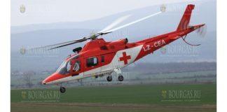 Болгария купит новый медицинский вертолет