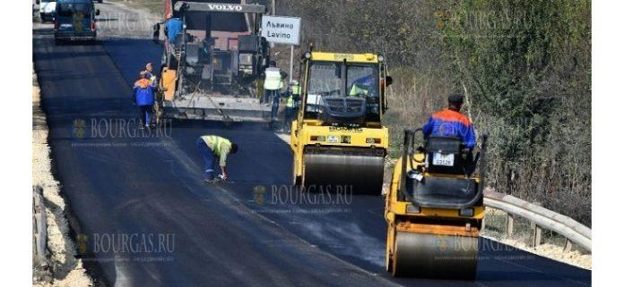 развязка на дороге Асеновград-Пловдив