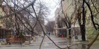 Скорость ветра в Сливене сегодня достигла 100