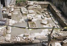 Уникальный храм Кибела в Балчике продолжает разрушаться