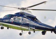 вертолет AS 365N3 Dauphin