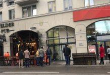 Взрыв у посольства Болгарии в Подгорице