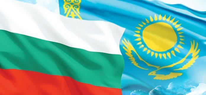 Болгария - Казахстан