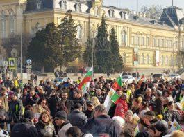 Болгары протестуют из-за нехватки водных ресурсов