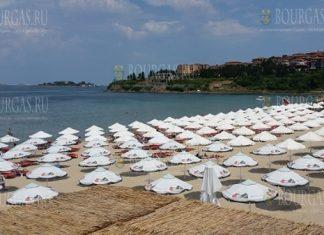 Контракты с пляжными концессионерами в Созополе и Лозенце - расторгнуты