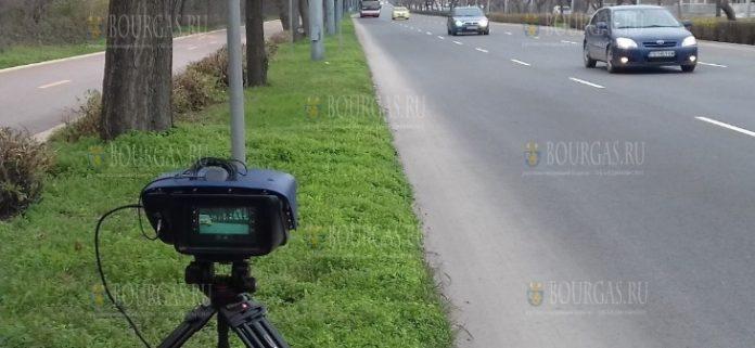 мобильные камеры на дорогах Болгарии