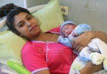 Первый ребенок - мальчик, родился в Пловдиве в 2020 году