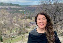 Посол США в Болгарии - Херо Мустафа, посетила старую столицу Болгарии