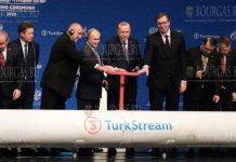 Премьер Болгарии отчитался о строительстве Балканского потока