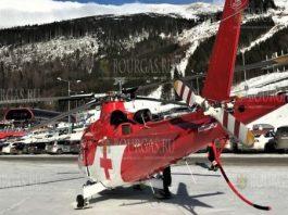 В Болгарии словацкие вертолеты спасли раненного в Риле