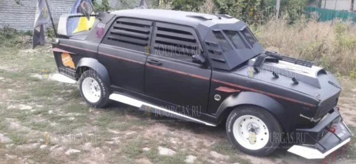 В Болгарии выставили на продажу уникальный ВАЗ