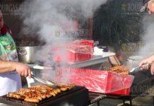 В Кошарице прошел очередной фестиваль домашней колбасы - суджук