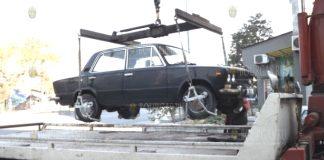 В Варне продолжают убирать ничейные автомобили
