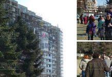 В Варне протестовали против строительства парка под Почивка