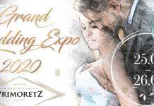 Выставка Grand Wedding Expo 2020