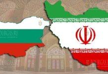 Болгария - Иран