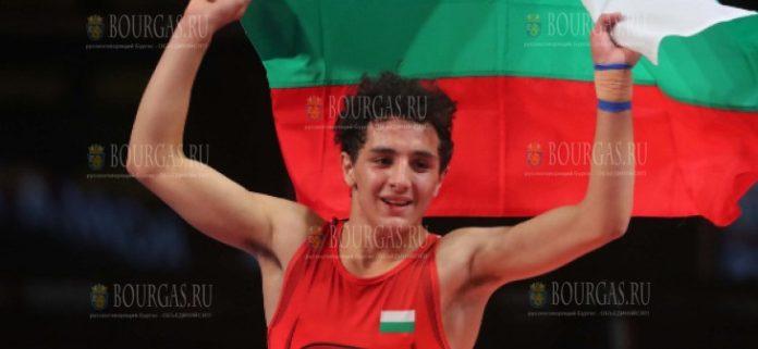 Эдмонд Назарян стал чемпионом Европы