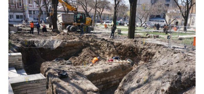 В районе Варне в Болгарии археологи обнаружили золотые монеты