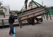 В скейт парке в Бургасе убрали скамейки