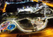В ЖК Възраждане в Варне стоят новый парк