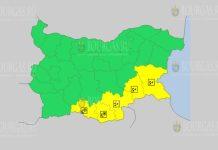2 апреля Желтый код в Болгарии