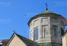 армянская церковь в Болгарии