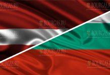 Болгария - Латвия