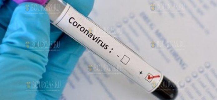 коронавирус Болгария