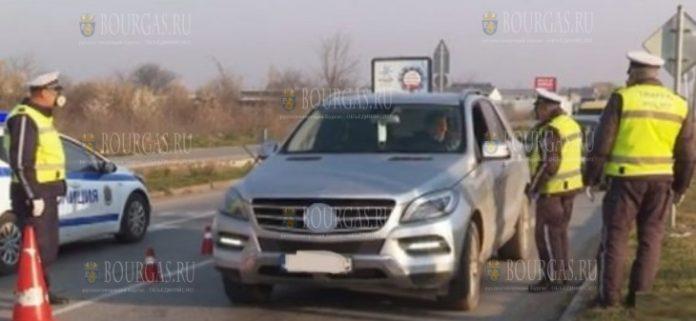 Трое лиц были задержаны при попытке вернуться в Софию