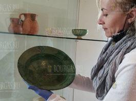 Обновили две выставки на острове Святой Анастасии