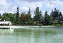 озеро в Городском парке Добрича