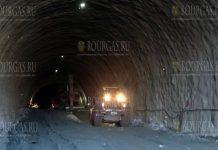 тоннель Железница