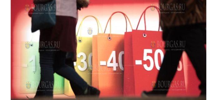 В Болгарии зафиксирован рекордный спад потребления