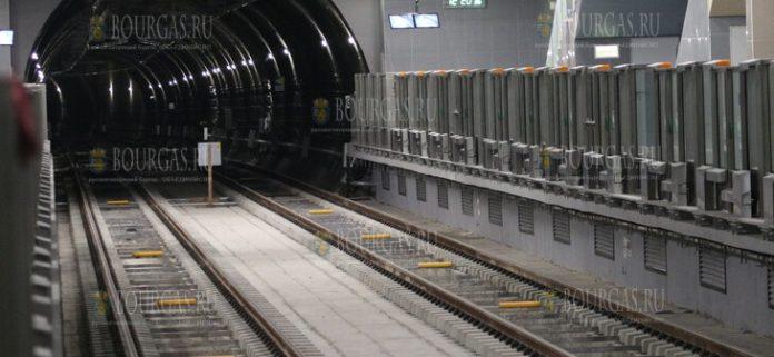 3 линия метров Софии