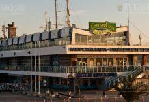 Морской вокзал в Варне