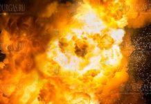 На одном из заводов в Болгарии произошел взрыв