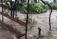 Непродолжительный ливень снова затопил Варну