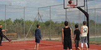 Несебр открыл парк со спортивными площадками