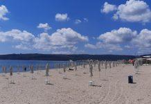 Пляжи Варны ждут отдыхающих
