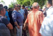 Рыбаки протестуют в Бургасе