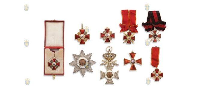 Самый ценный орден королевства Болгарии выставлен на аукцион