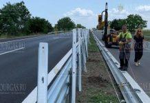 В Бургасе окончили ремонт автотрассы до Ветрена
